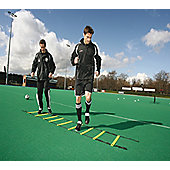 Precision Training 4 Metre Adjustable Speed Agility Ladder With Bag