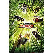 LEGO® Ninjago Movie Bamboo Poster 61 x 91.5cm