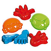 Gowi Toys Sandmould (Children)