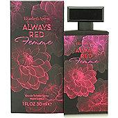Elizabeth Arden Always Red Femme Eau de Toilette (EDT) 30ml Spray For Women