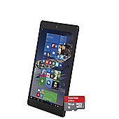 Windows Connect 8.9'' Tablet Quad Core Intel Atom Z3735G 1GB 16GB with 16GB Micro SD Card