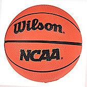 Wilson NCAA Micro Mini Basketball Ball Orange