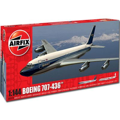 Airfix A05171 Boeing 707 1:144 Aircraft Model Kit