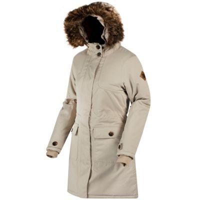 Regatta Ladies Saphie Jacket Warm Beige 14