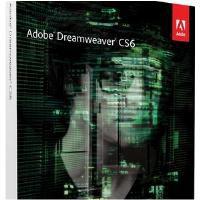 Adobe Edu Dreamweaver CS6