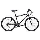 Terrain 26 inch Wheel Rigid Black Mens Mountain Bike