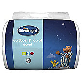 Silentnight Cotton and Cool 7.5 tog Duvet King
