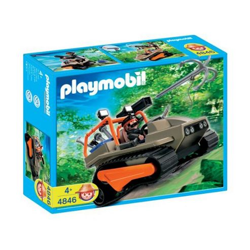 Adventure 4846: Treasure Robber's Crawler - Playmobil