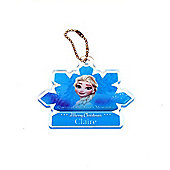 Frozen Personalised Christmas Tree Decoration Elsa
