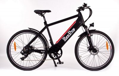 Roodog Avatar 10Ah Electric Bike Matt Black