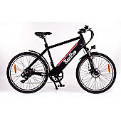 Roodog Avatar 10Ah Electric Bike Matt Black