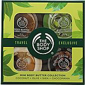 The Body Shop Mini Butter Gift Set 4 x 50ml Mini Body Butter