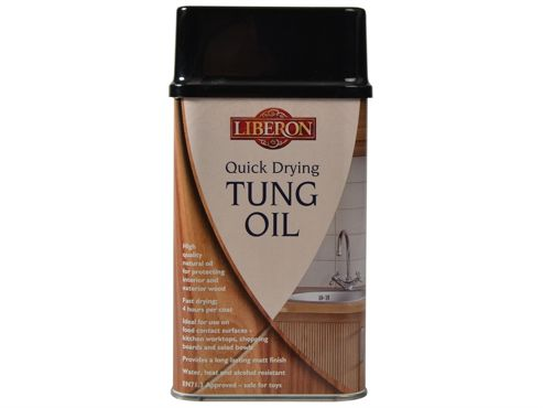 Liberon Tung Oil Quick Dry 500ml