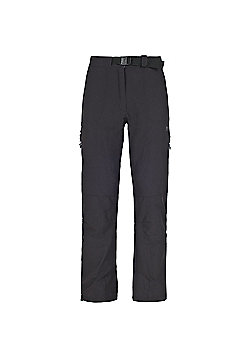 Trespass Ladies Escaped Stretch Trousers - Black