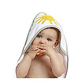 Weather Hooded Baby Bath Towel