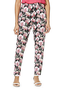 JDY Floral Print Trousers - Multi