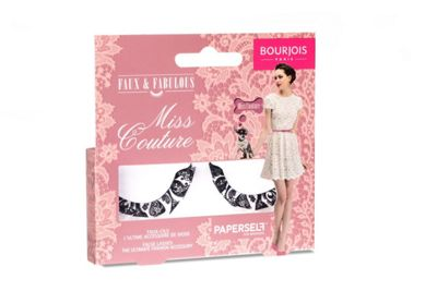 Bourjois Faux and Fabulous False Lashes Miss Couture