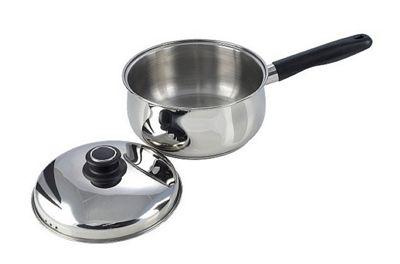 Pendeford Stainless Steel Sauce Pan, 16cm