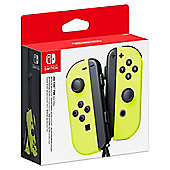 Joy Con Pair (Yellow) SWITCH