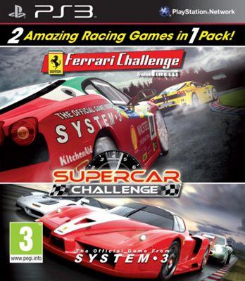Ferrari Challenge: Trofeo Pirelli With Super Car Challenge