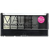 Technic Matte Smokey 6 Colour Eyeshadow Palette