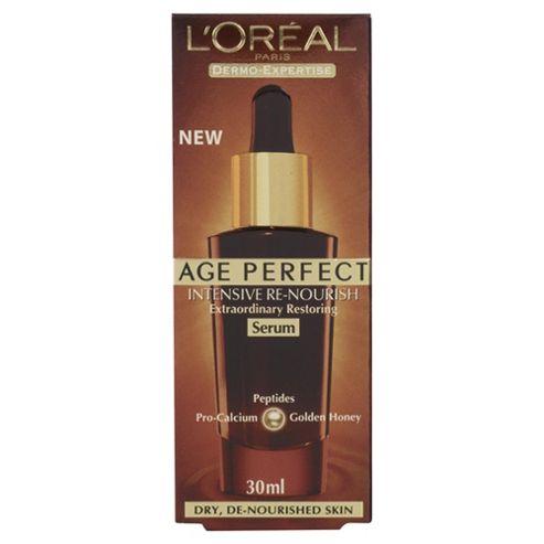 L'Oréal Age Perfect Re-Nourish Serum 30ml