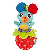 Lamaze Grip & Rattle Mouse