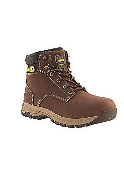 DeWALT Men's Carbon Boots Brown 8 UK