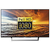 Sony KDL49WD751BU 49 inch Full HD SMART TV - Black
