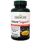 Natures Aid Immune Support + - 90 Tablets