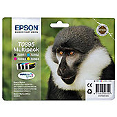 Epson Multipack 4-Colour T0895 DURABrite Ultra Ink