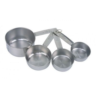 Swift Stainless Steel Measuring Cup -Set of 4