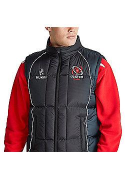 Kukri Ulster Rugby Elite Gilet 2016 - Black