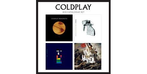 CATALOGUE BOX SET (4CD)