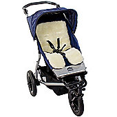 Outlook Pram Liner Wool - Natural