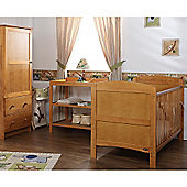 Obaby Grace 3 Piece Furniture Set - Country Pine