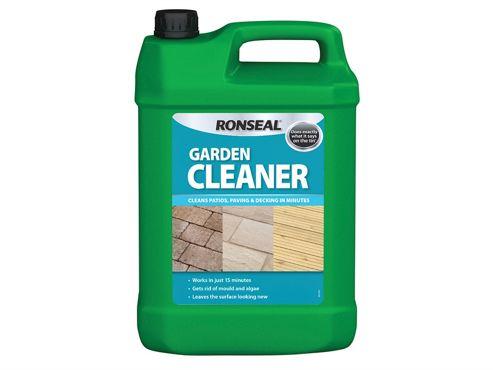 Ronseal Garden Cleaner 5 Litre