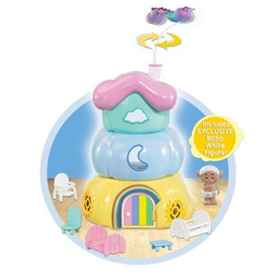 Cloudbabies Cloudy House Playset- Assortment – Colours & Styles May Vary