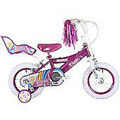 "Bumper Fairy 12"" Pavement Bike Pink"