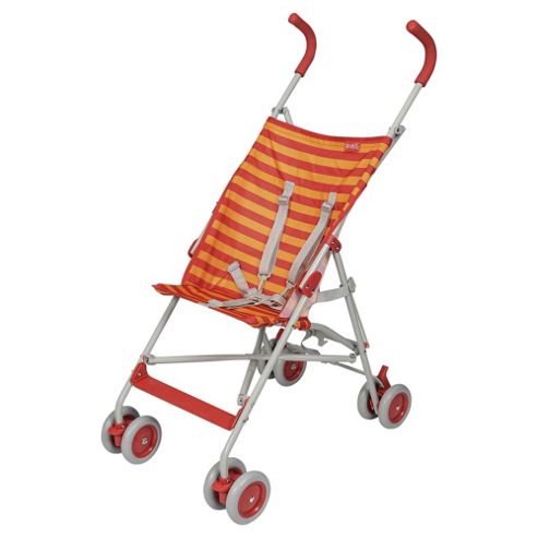 Red Kite Baby Push Me Lite Pushchair, Garden Gang