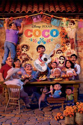 Disney Coco Family Poster 61x91.5cm