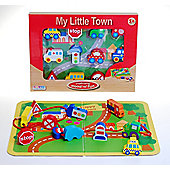 Traditional Wood 'n' Fun My Little Town Vehicle Bead Toy