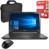 "Lenovo G50-80 80E502VQUK 15.6"" Laptop Intel Core i3-5005U 16GB 1TB with Internet Security, Case & Mouse"