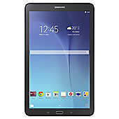 "Samsung Galaxy Tab E, 9.6"", Tablet, 8GB Wi-Fi Only - Black"