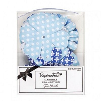 Capsule Big Bloomers - Burleigh Blue