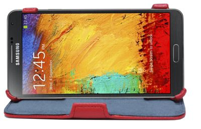 Red Case For The Samsung Galaxy Note 3