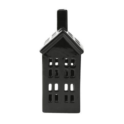 KJ Collection Black House Figure Medium