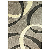 Nordic Anvil Grey Rug 120X170cm