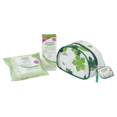 Simple Simply Chic Gift Bag Set