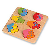 John Crane Pintoy Mix and Match Puzzle Board